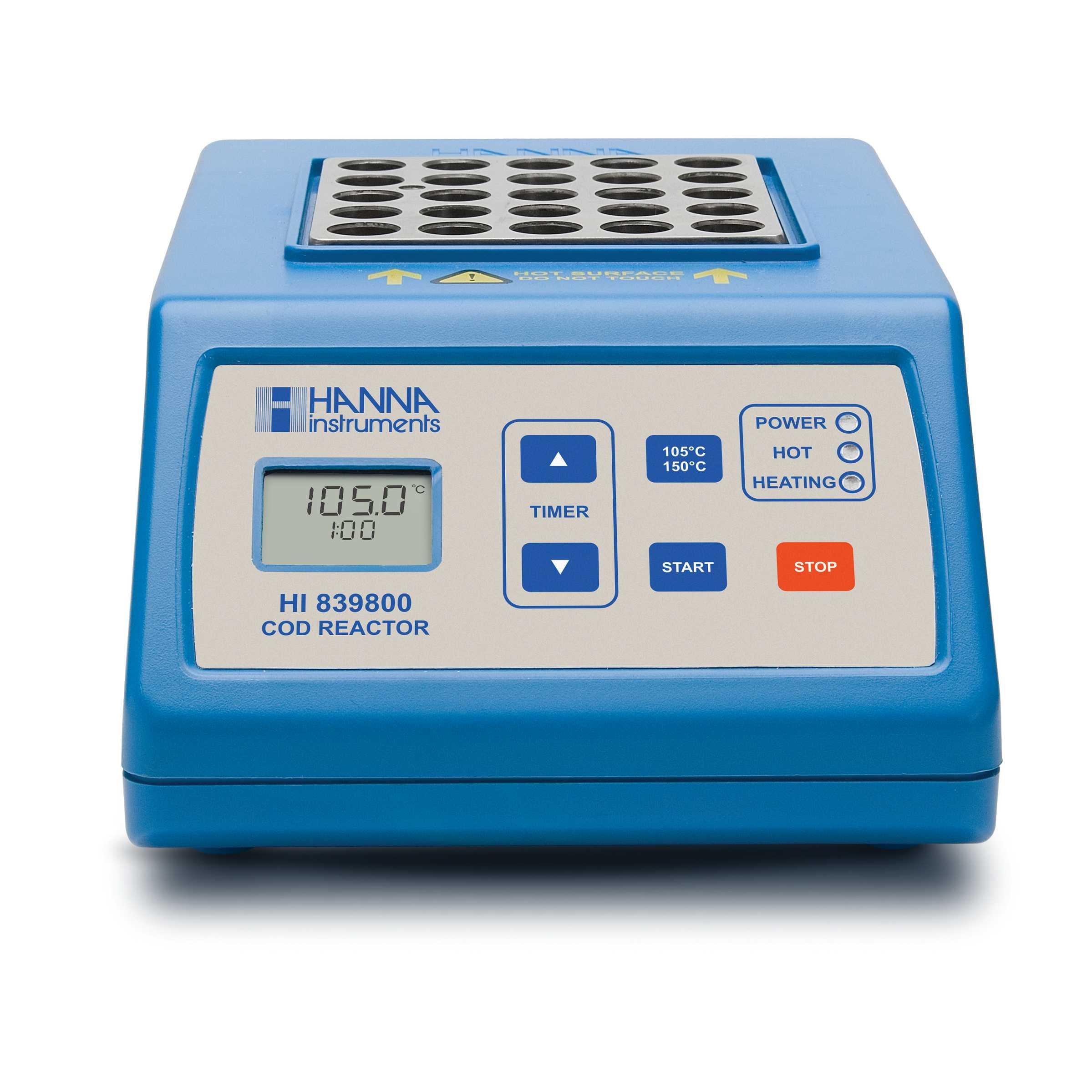 HI839800-termoreactor