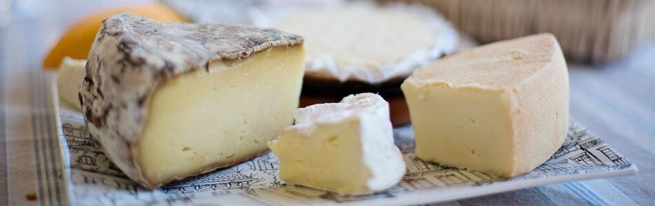 como medir el ph del queso
